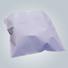rayson nonwoven,ruixin,enviro Brand card clinic gsm non woven fabric exported