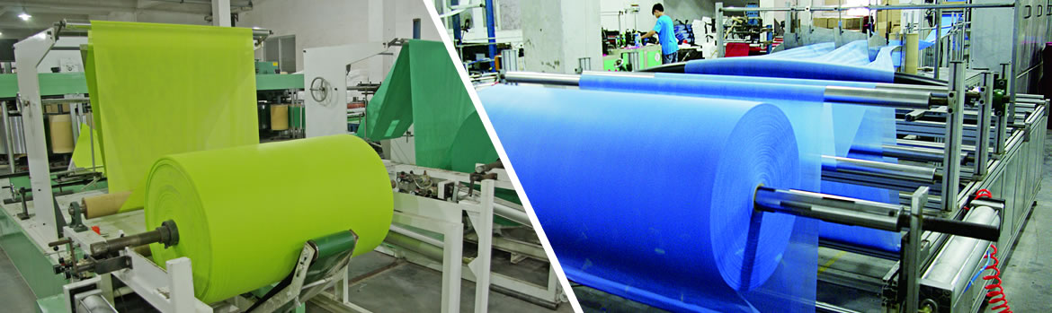 rayson nonwoven,ruixin,enviro-Medical SMS nonwoven fabric is producing surgical coat , shoe-9