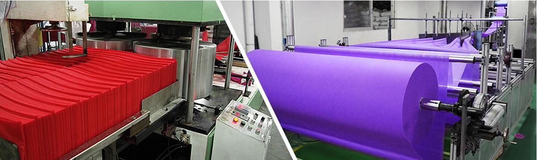rayson nonwoven,ruixin,enviro-PP Spun Bond Non-Woven Fabric Small Colorful Rolls 50m Length-19