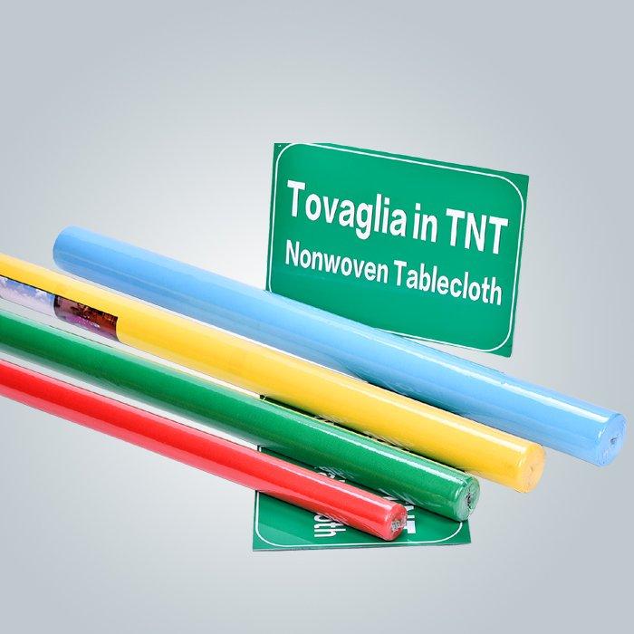 AZO gratuit imprimable 45 Gr / 50 gr / 60 gr PP Spunbond nappe de tissu non-tissé