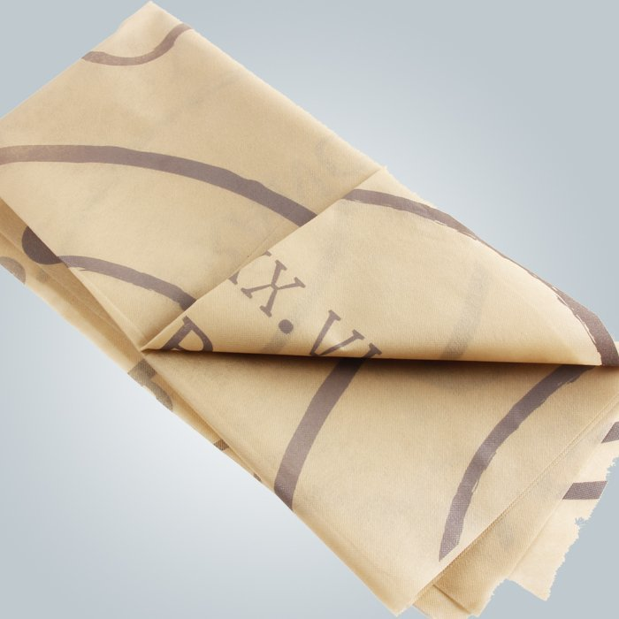 ABACTERIAL Resturant Non Woven Tablecloth Disposable Pringting Cover