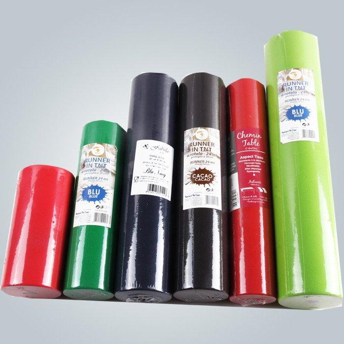 100 % natives Polypropylen-Spinnvlies nicht gewebt Platten Tabelle Tuch Roll