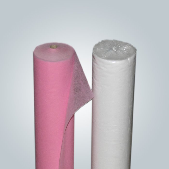 Eco - Friendly SS Non Woven / Double Spunbond Disposable Bed Sheet For Patient Bed