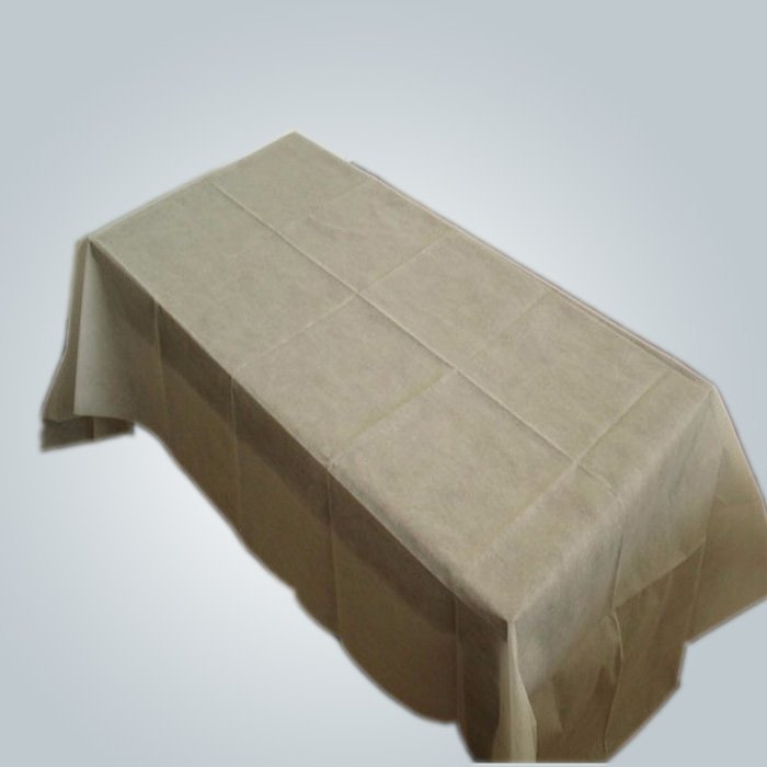PP Spunbond Non Woven Disposable Bed Sheet / Surgical Bed Sheets for Hospital