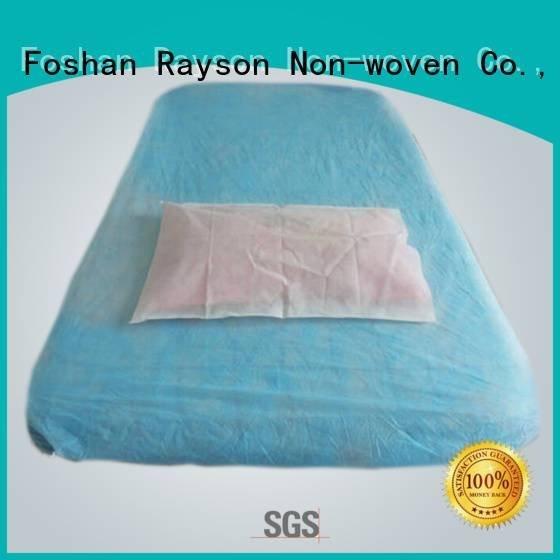 non woven factory oval rayson nonwoven,ruixin,enviro Brand non woven fabric wholesale