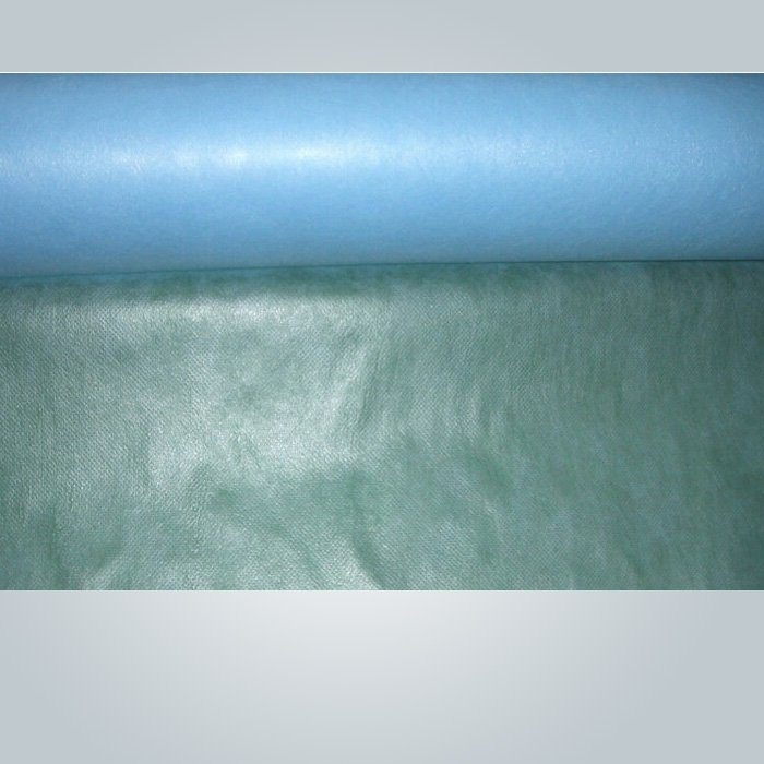 Laminated Water Proof and Hydrophilic Nonwoven Bedsheet For Surgical Use