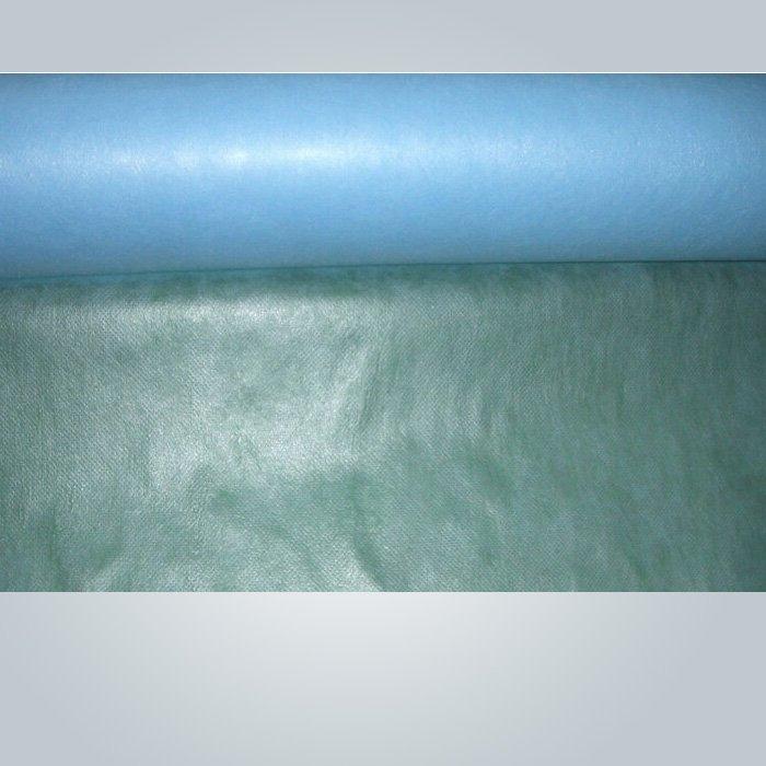 À prova de água laminado e lençol não tecido hidrofílico para uso cirúrgico