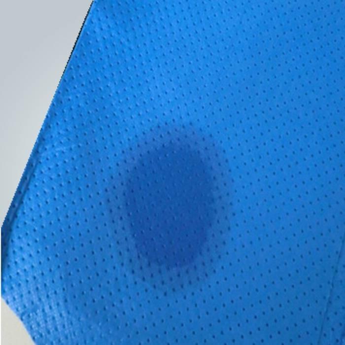Polypropylène tissé anti-slipnon, tissu non tissé, plante non tissée