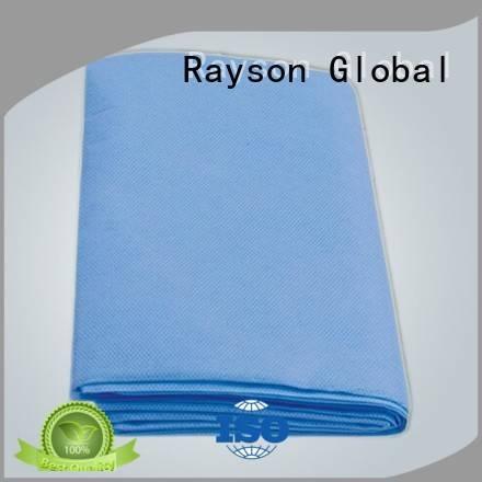 colors roll 40 non woven fabric wholesale rayson nonwoven,ruixin,enviro Brand company