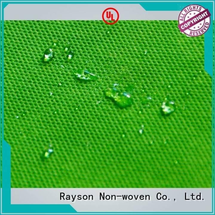 rayson nonwoven,ruixin,enviro fabric hydrpphilic textile non woven polypropylene fabric manufacturers hydrophilic