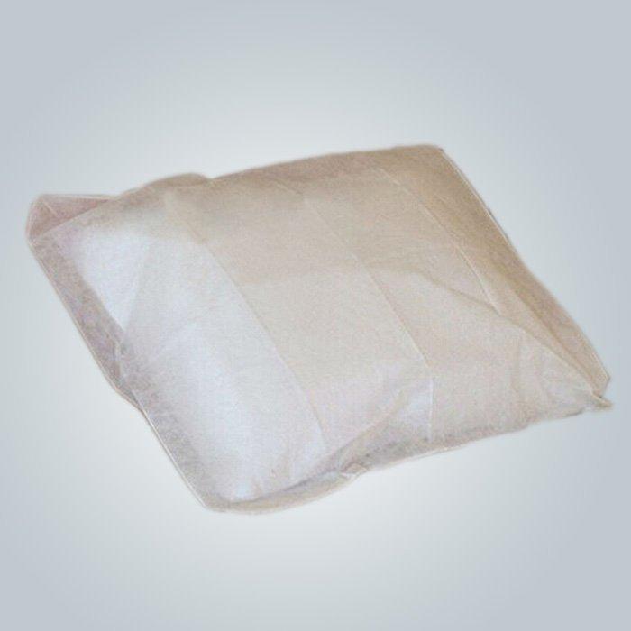 يستخدم وسادة المتاح العقيمة في مستشفى وعيادة وسادة غير المنسوجة PP الحالات