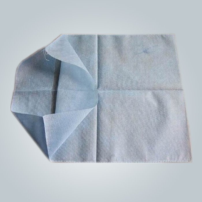 Environmental Comfortable Disposable Nonwoven Pillow Cover For Spa / Sauna