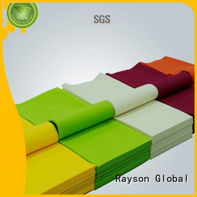 touched examination eco rayson nonwoven,ruixin,enviro non woven tablecloth