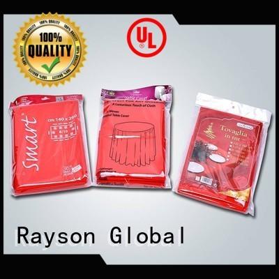 25 single non woven cloth rayson nonwoven,ruixin,enviro manufacture