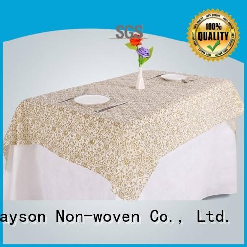 Hot non woven cloth 455060 rayson nonwoven,ruixin,enviro Brand