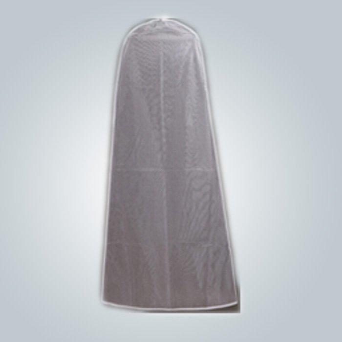 Staubdicht Hochzeit Kleid Kleidersack Großhandel mit Reißverschluss