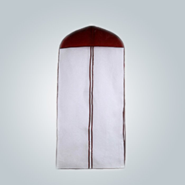 PP Nonwoven Fabric Customized Disposable Foldable Garment Suit cover