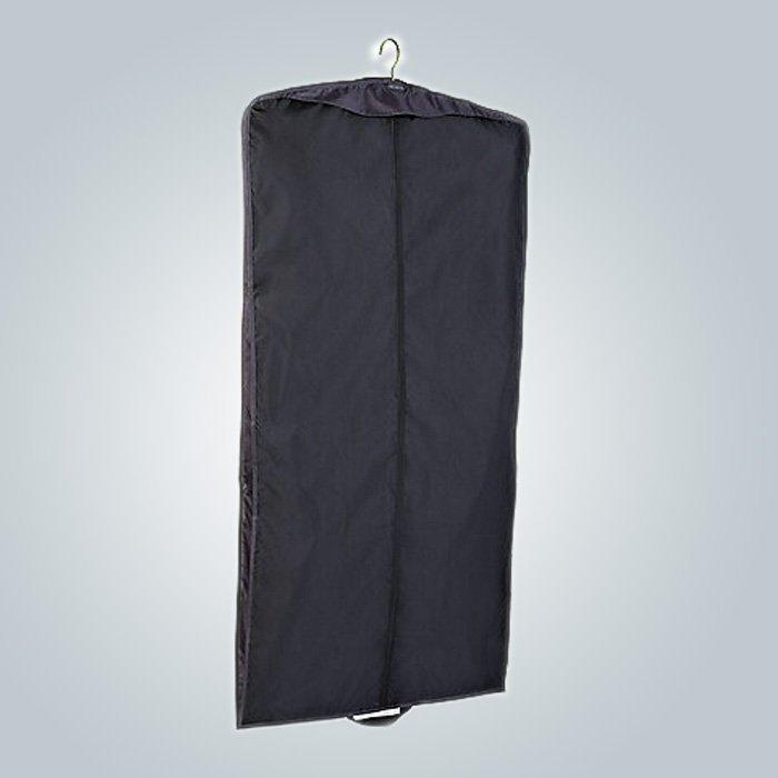 Disposable Reusable Non woven Suit Cover , Suit Non - woven Garment Bags