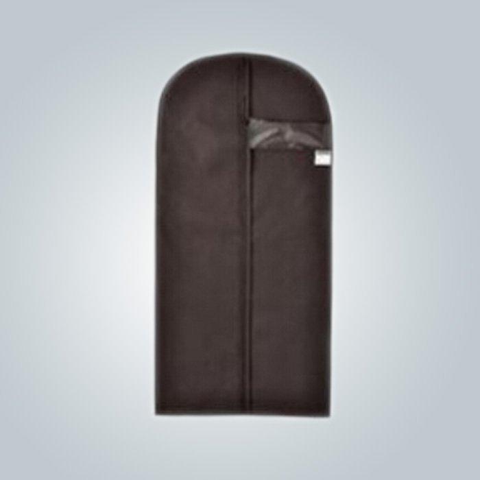 Designer Zip Lock Garment Bag , Gift Suit Bag Disposable Suit Cover
