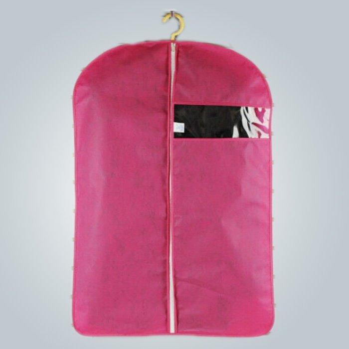 Hot sprzedaży Mens jednorazowe składany czerwony czerwony kolor pokrywy włókniny garnitur