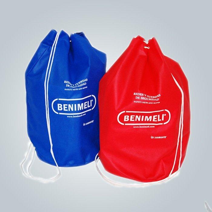 OEM تصنيع المعدات الأصلية اوديام الأحمر 100% حقيبة البولي بروبلين المنسوجة غير المصدرة إلى أسواق أوروبا
