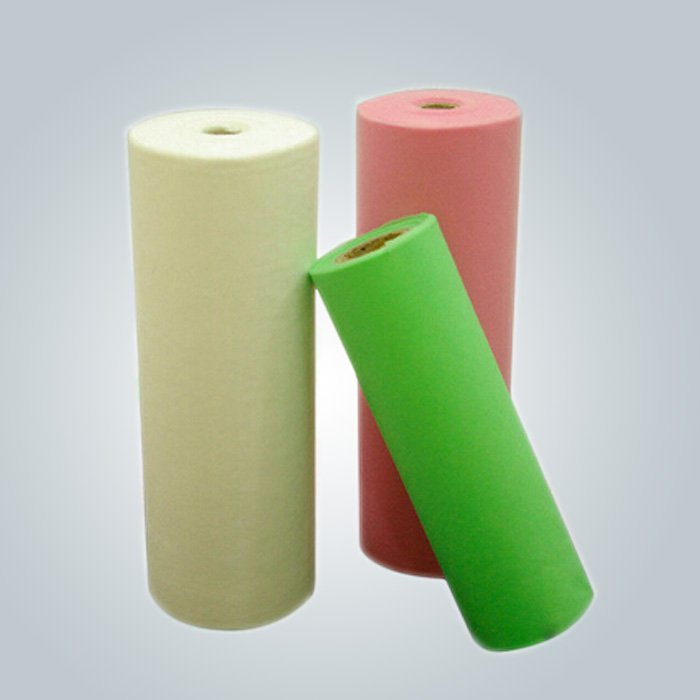 Hydrophobic Disposable Polypropylene Non Woven Medical Fabric Recyclable and Hydrophilic