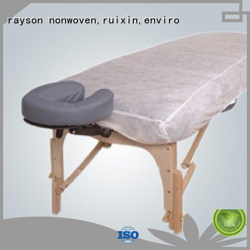 Hot coat non woven fabric wholesale full textiles rayson nonwoven,ruixin,enviro Brand