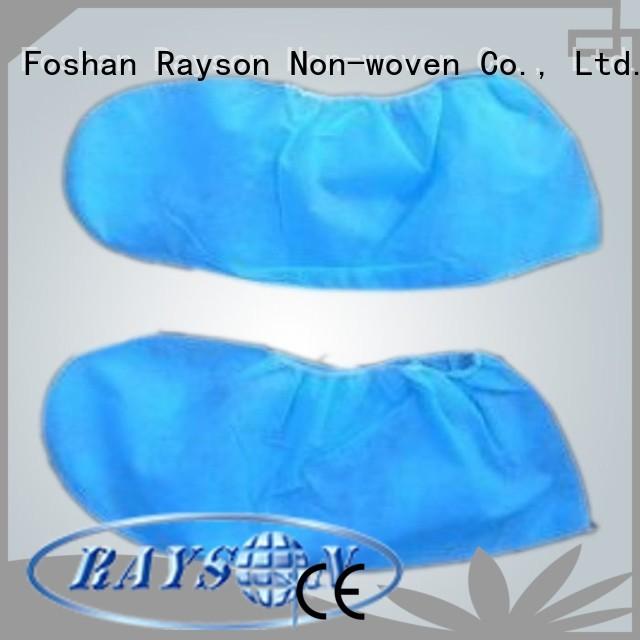 rayson nonwoven,ruixin,enviro Brand liquids bouffant custom non woven factory