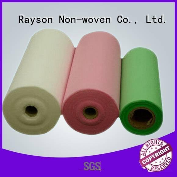 towel shoes non woven factory rayson nonwoven,ruixin,enviro