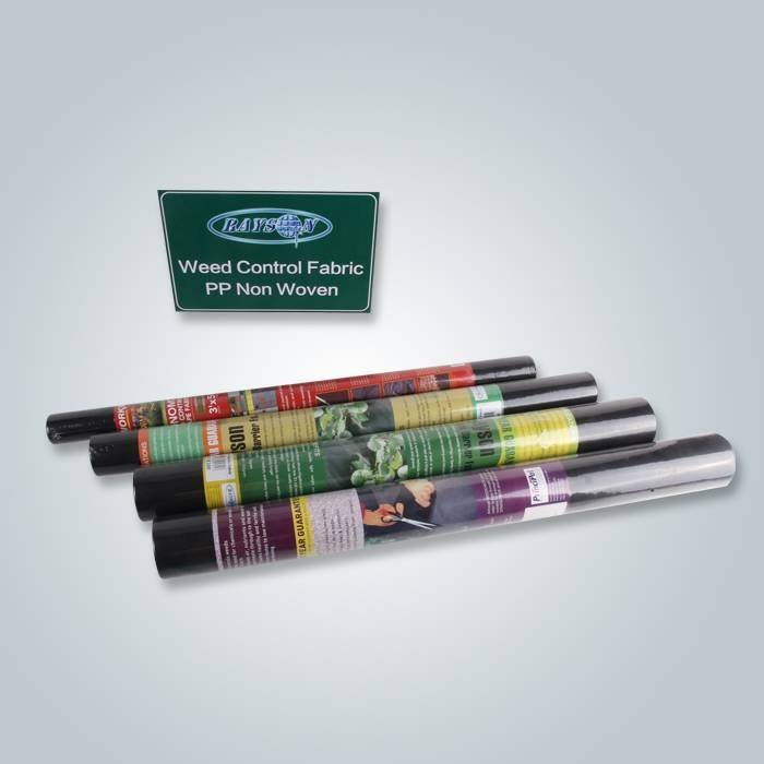 Hot sell Small roll weed control non woven fabric with UV resistance