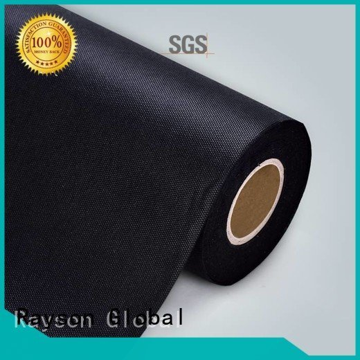 light wovenpolyester with rayson nonwoven,ruixin,enviro non woven weed control fabric