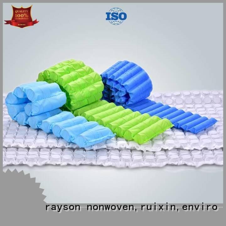 rayson nonwoven,ruixin,enviro Brand top fresh nonwovens companies manufacturerpolypropylene small