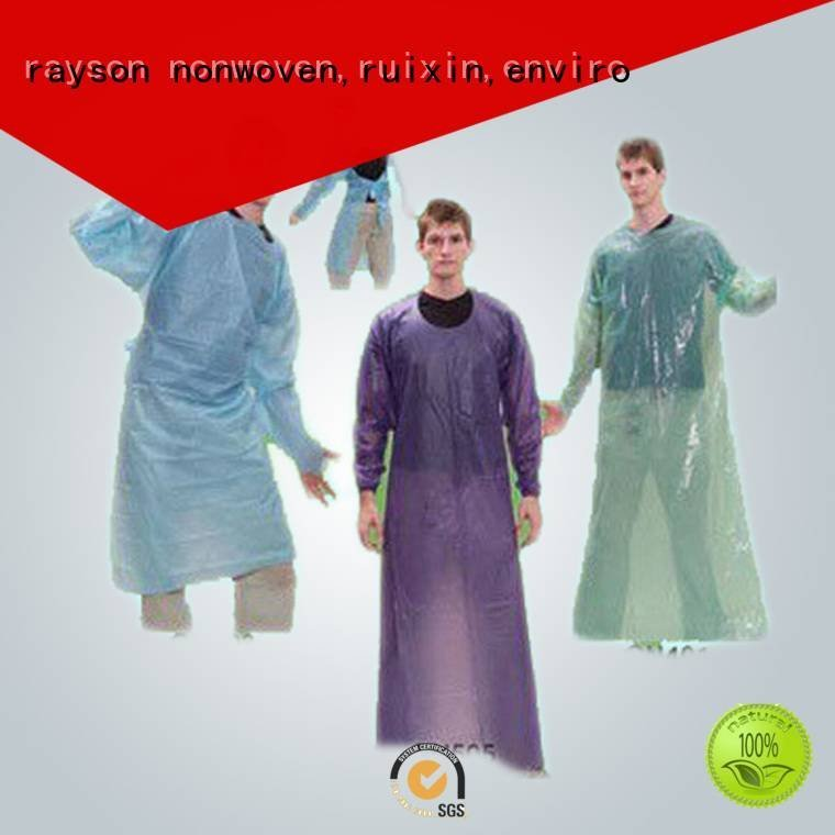 Quality non woven factory rayson nonwoven,ruixin,enviro Brand oem non woven fabric wholesale