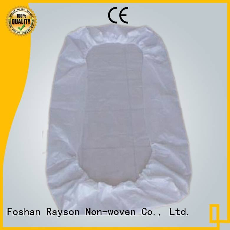non woven factory duvet sheet 40gsm rayson nonwoven,ruixin,enviro