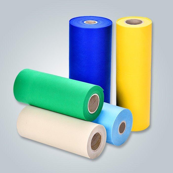 spunbond non tissé, tissu ignifuge, tissu de polyester
