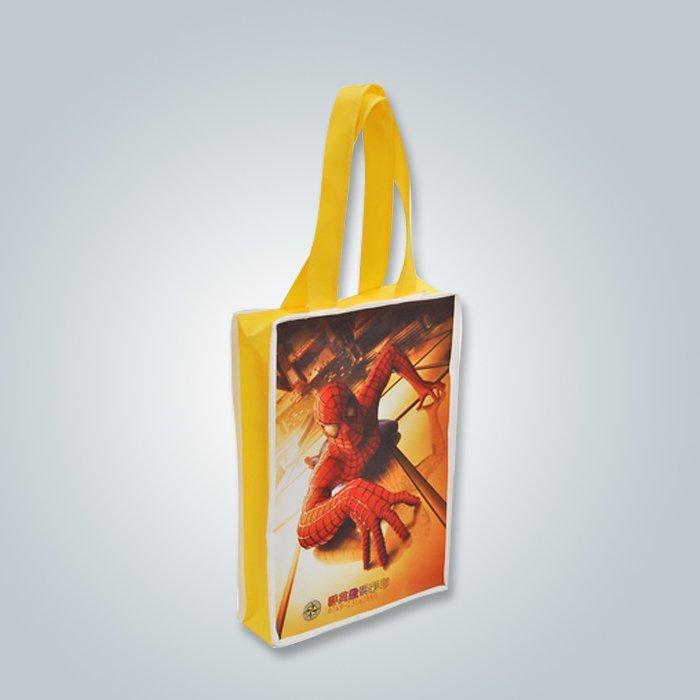 Spunbond Tasche, gewebten Polypropylen Taschen, pet Einkaufstaschen