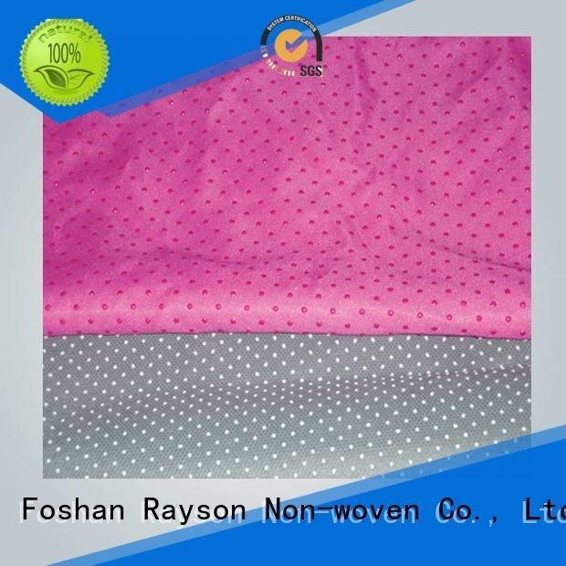 pvc packing nonwovens companies rayson nonwoven,ruixin,enviro