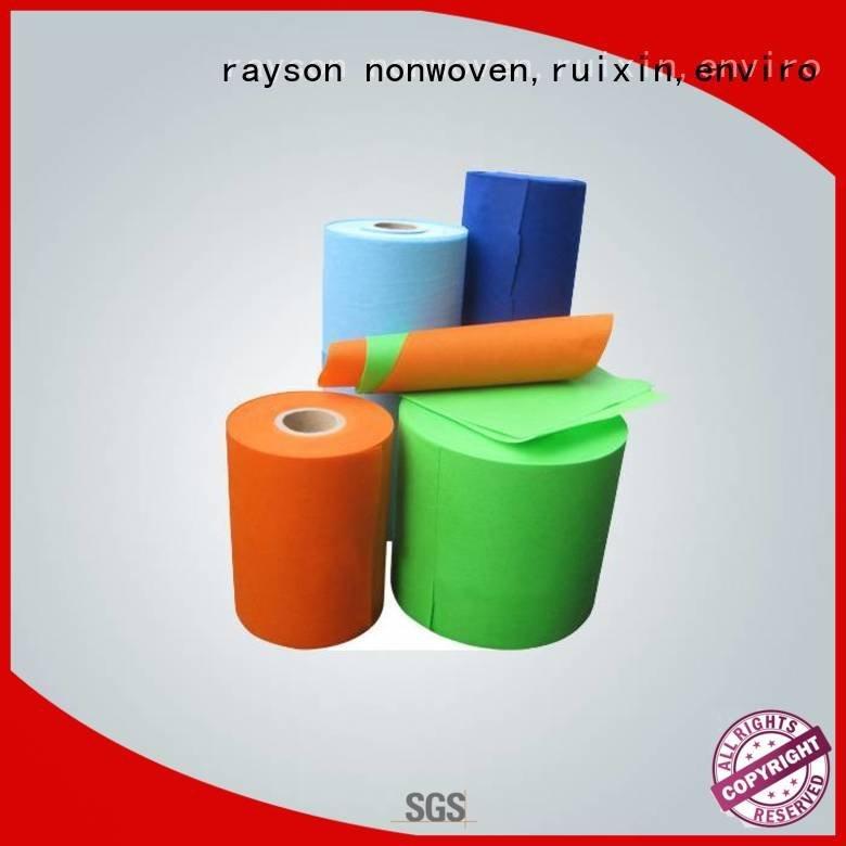 rayson nonwoven,ruixin,enviro dotted plastic 50 nonwovens companies philippines