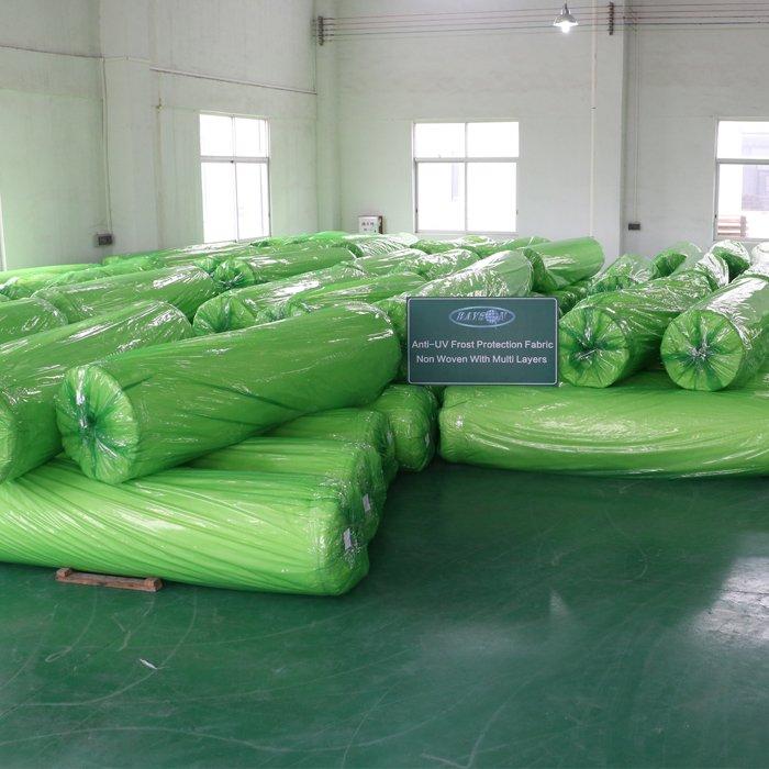 Fornecedor de confiança, de proteção de planta cobrir polipropileno não tecido spunbond
