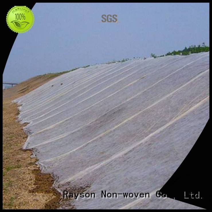 Hot weed control landscape fabric floating surpress spunbond rayson nonwoven,ruixin,enviro Brand