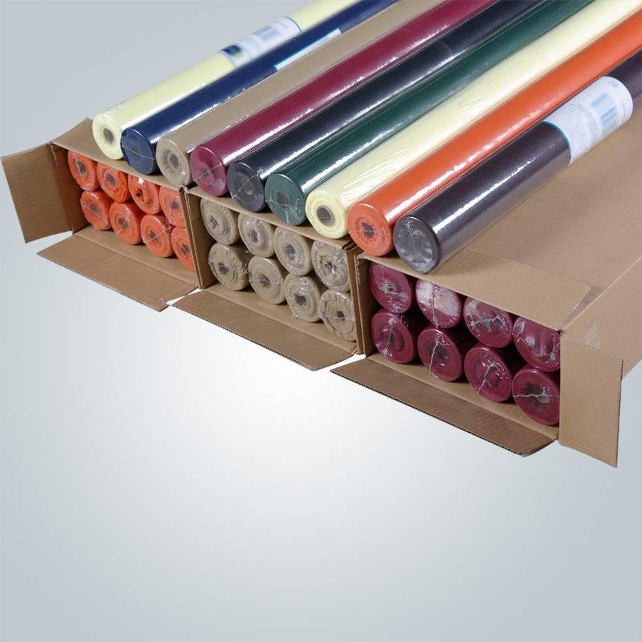 Rayson Non-woven Co., Ltd. Polypropylene tablecloth, table runners, table cloth factory info
