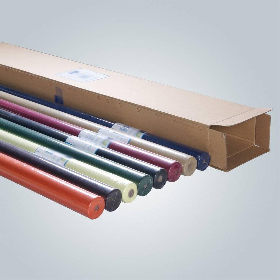 Rayson Non-woven Co., Ltd. France polypropylene nonwoven printed oval tablecloth info