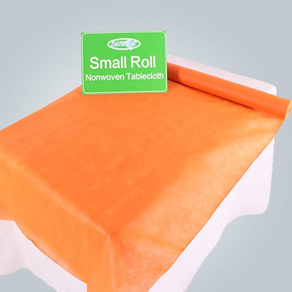 rayson nonwoven,ruixin,enviro Soft touch non-woven tnt tablecloth / table cloth factory in China Non Woven Tablecloth image177