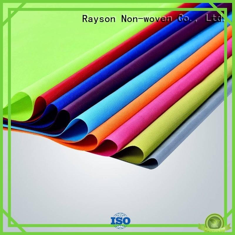 non woven cloth sizes pp non woven tablecloth rayson nonwoven,ruixin,enviro Brand