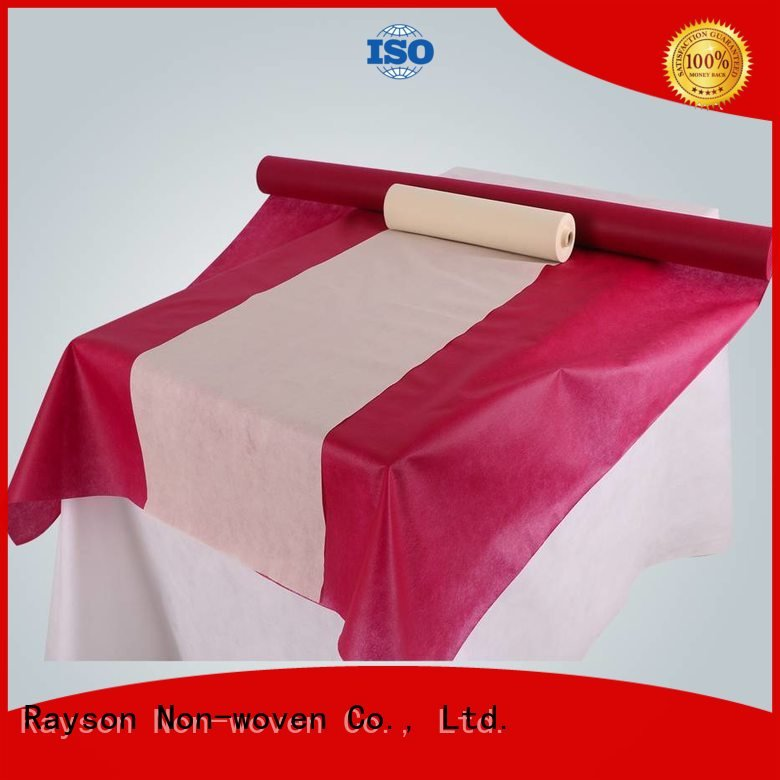 Hot non woven cloth bordo cloth fashion rayson nonwoven,ruixin,enviro Brand
