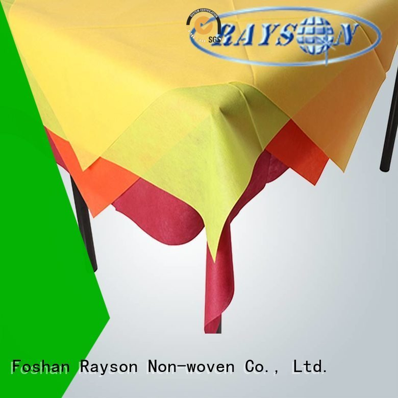 wedding efficient machine rayson nonwoven,ruixin,enviro non woven cloth