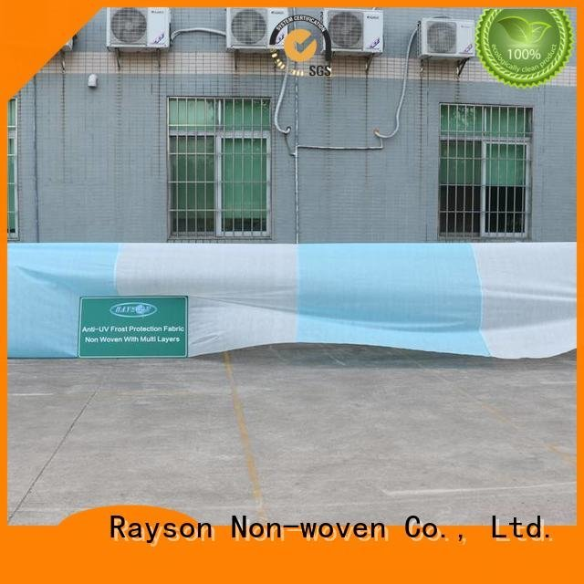 embossed jointed agricultural green rayson nonwoven,ruixin,enviro weed control landscape fabric