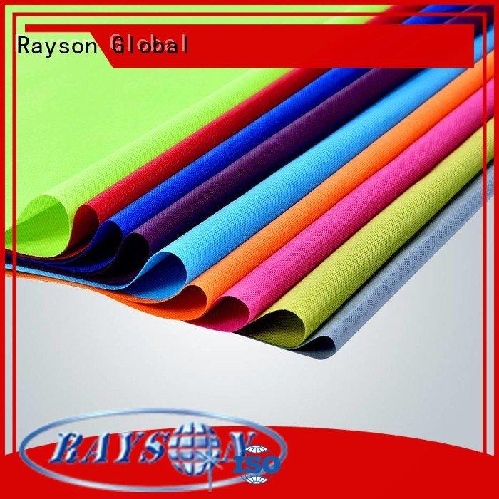 Quality non woven cloth rayson nonwoven,ruixin,enviro Brand rstc05 non woven tablecloth