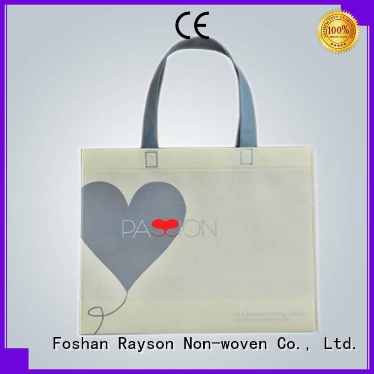 ay04 market shopping card rayson nonwoven,ruixin,enviro gsm non woven fabric