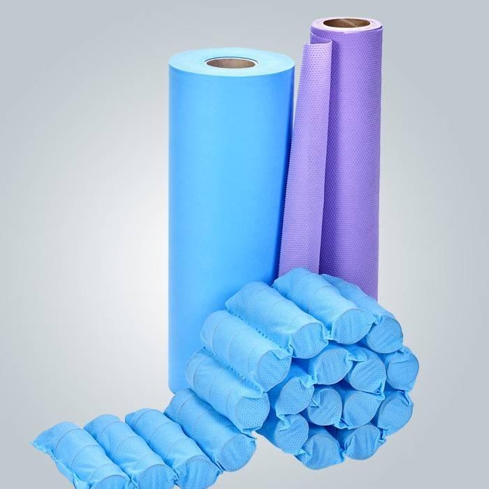polyester spunbond, retardateur de flamme textile non tissé, tissu Non tissé